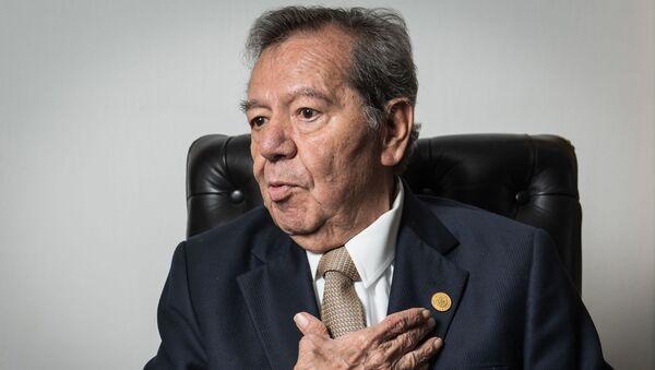 Porfirio Muñoz Ledo, diputado mexicano - Sputnik Mundo