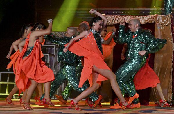 Cali pachanguero: la 'sucursal del cielo' celebra la 15° edición de su festival de salsa   - Sputnik Mundo