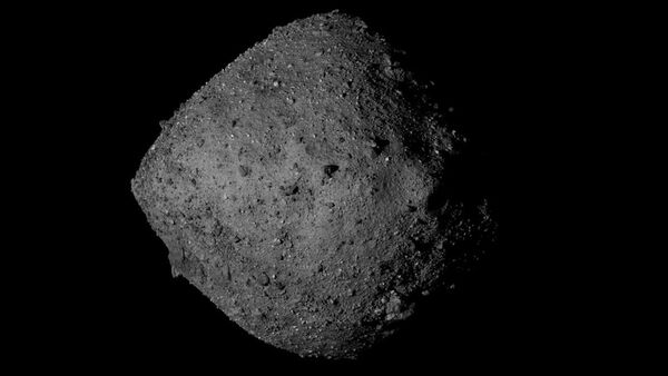 El asteroide Bennu - Sputnik Mundo