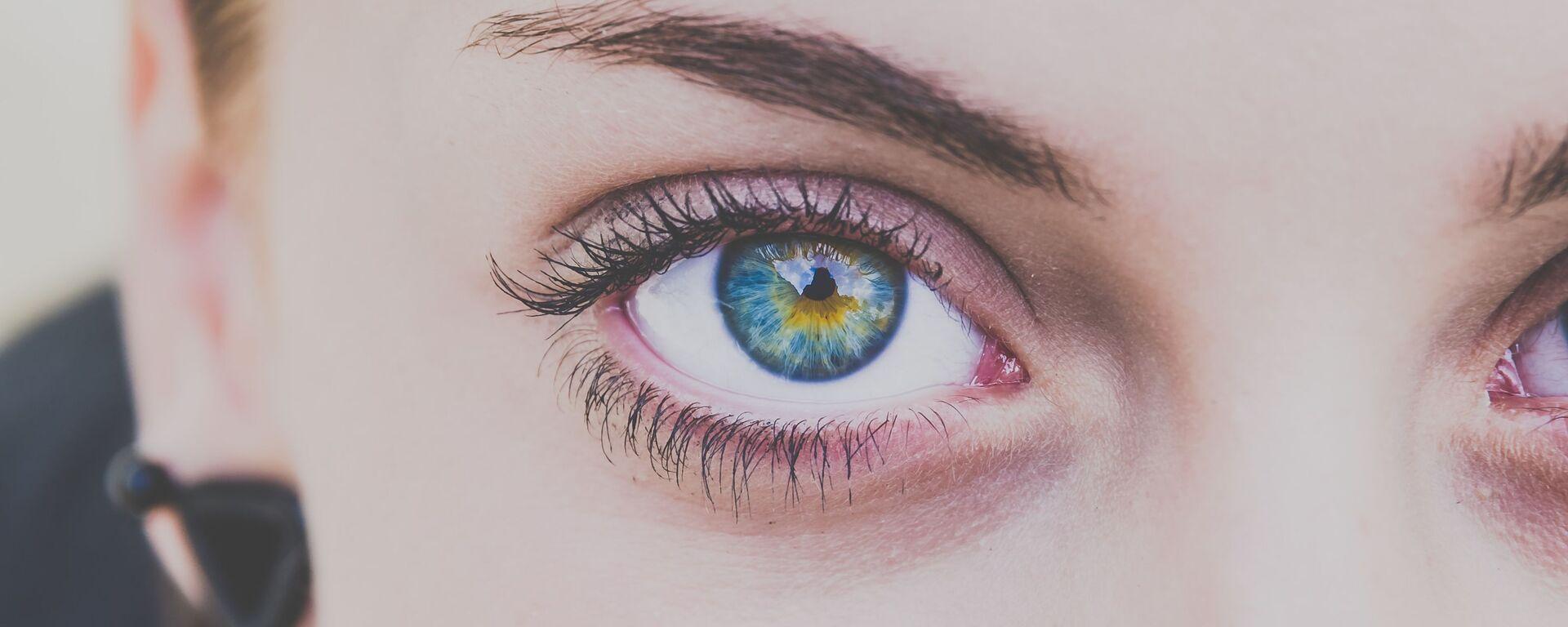 Un ojo (imagen referencial) - Sputnik Mundo, 1920, 16.03.2021
