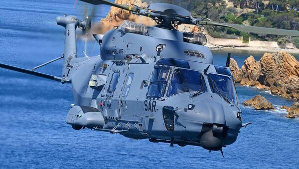 Helicópteros NH90 de Airbus Helicopters - Sputnik Mundo