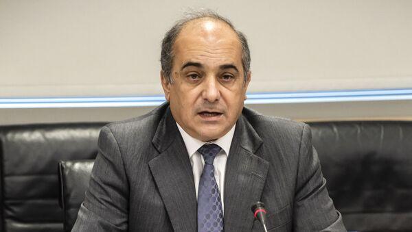 Demetris Syllouris, el presidente del Parlamento de Chipre - Sputnik Mundo