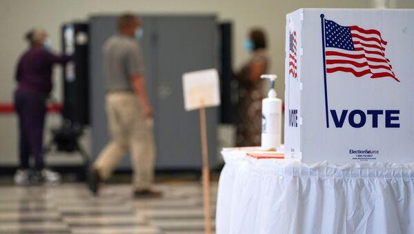 Elecciones en EEUU - Sputnik Mundo