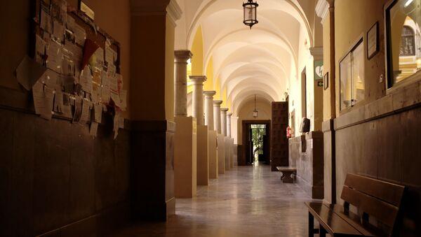 La facultad de derecho en la Universidad de Granada - Sputnik Mundo
