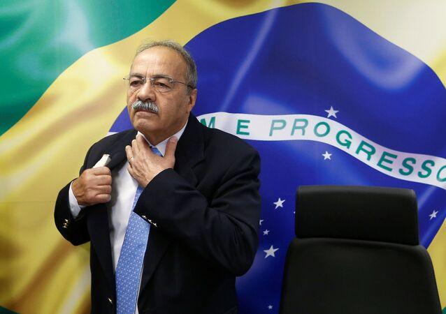 El senador brasileño, Chico Rodrigues (archivo)