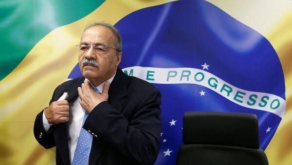 El senador brasileño, Chico Rodrigues (archivo) - Sputnik Mundo