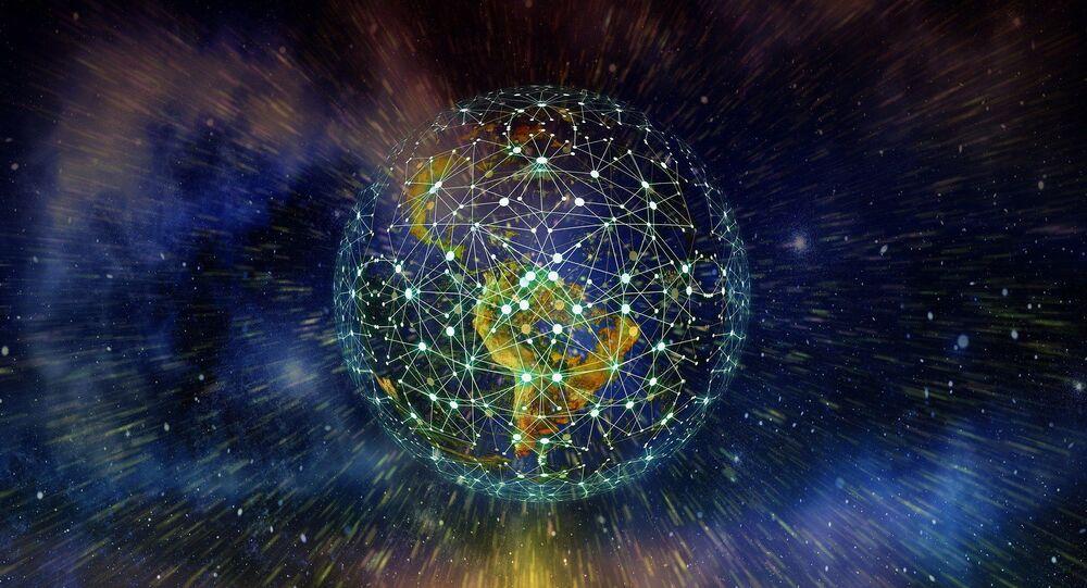 Digitalización de la Tierra (imagen referencial)