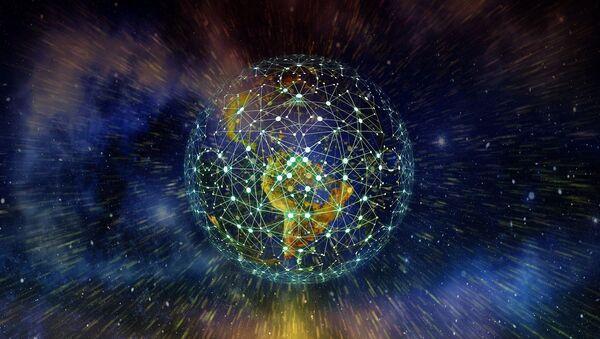 Digitalización de la Tierra (imagen referencial) - Sputnik Mundo