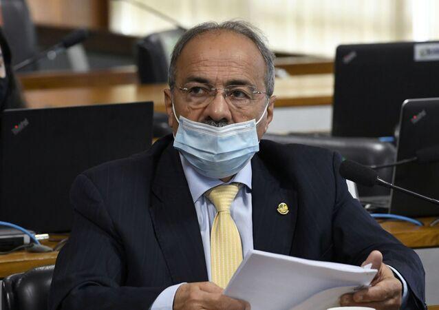 El senador brasileño, Chico Rodrigues