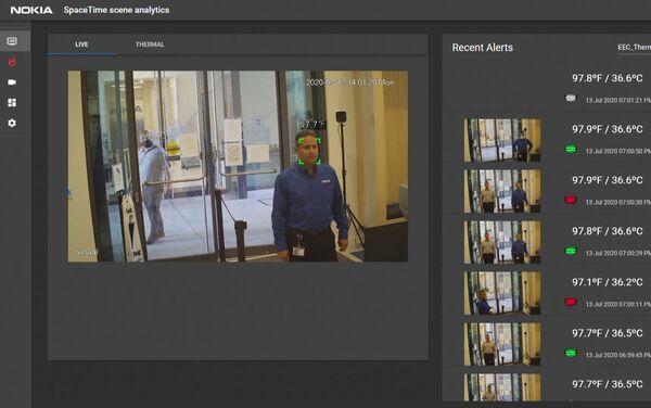 El nuevo sistema de monitoreo de Nokia - Sputnik Mundo
