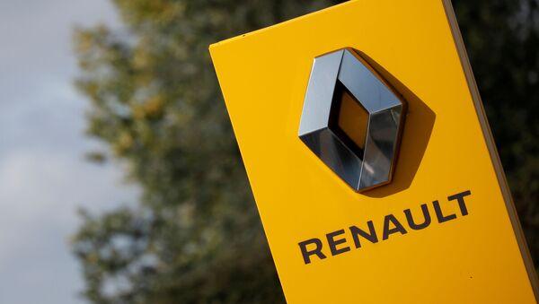El logotipo de Renault - Sputnik Mundo