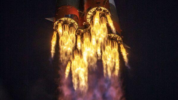 Cohete portador Soyuz-2.1a - Sputnik Mundo