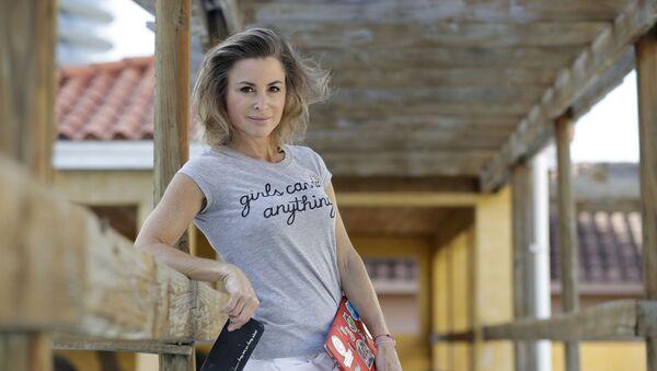 La emprendedora argentina y presidenta de TransparentBusiness Silvina Moschini - Sputnik Mundo