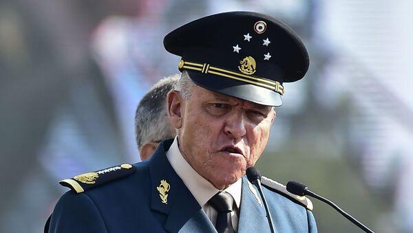 Salvador Cienfuegos, exsecretario de la Defensa Nacional de México - Sputnik Mundo