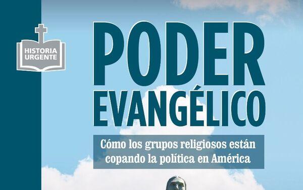 Libro 'Poder evangélico' - Sputnik Mundo
