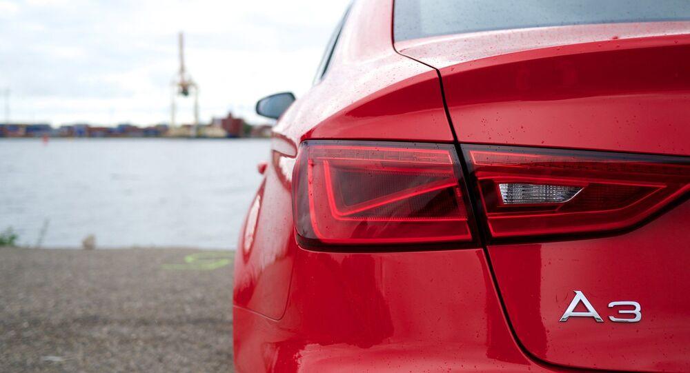 Un Audi A3