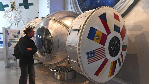 Un prototipo tecnológico del satelite Bion-6 presentado en un museo en Rusia - Sputnik Mundo