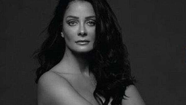 La modelo, actriz y ex miss Universo puertorriqueña Dayanara Torres se desnudó para la campaña #GetNaked - Sputnik Mundo