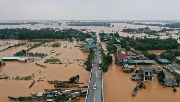 Provincia de Quang Tri, en el centro de Vietnam - Sputnik Mundo