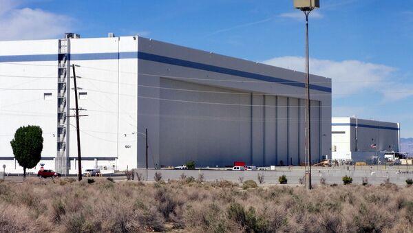 Planta de producción de Lockheed Skunk Works - Sputnik Mundo