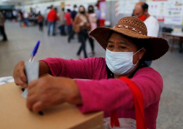 Elecciones presidenciales de Bolivia