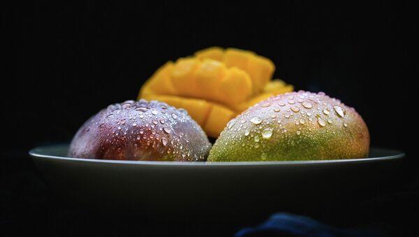 Unos mangos, referencial - Sputnik Mundo