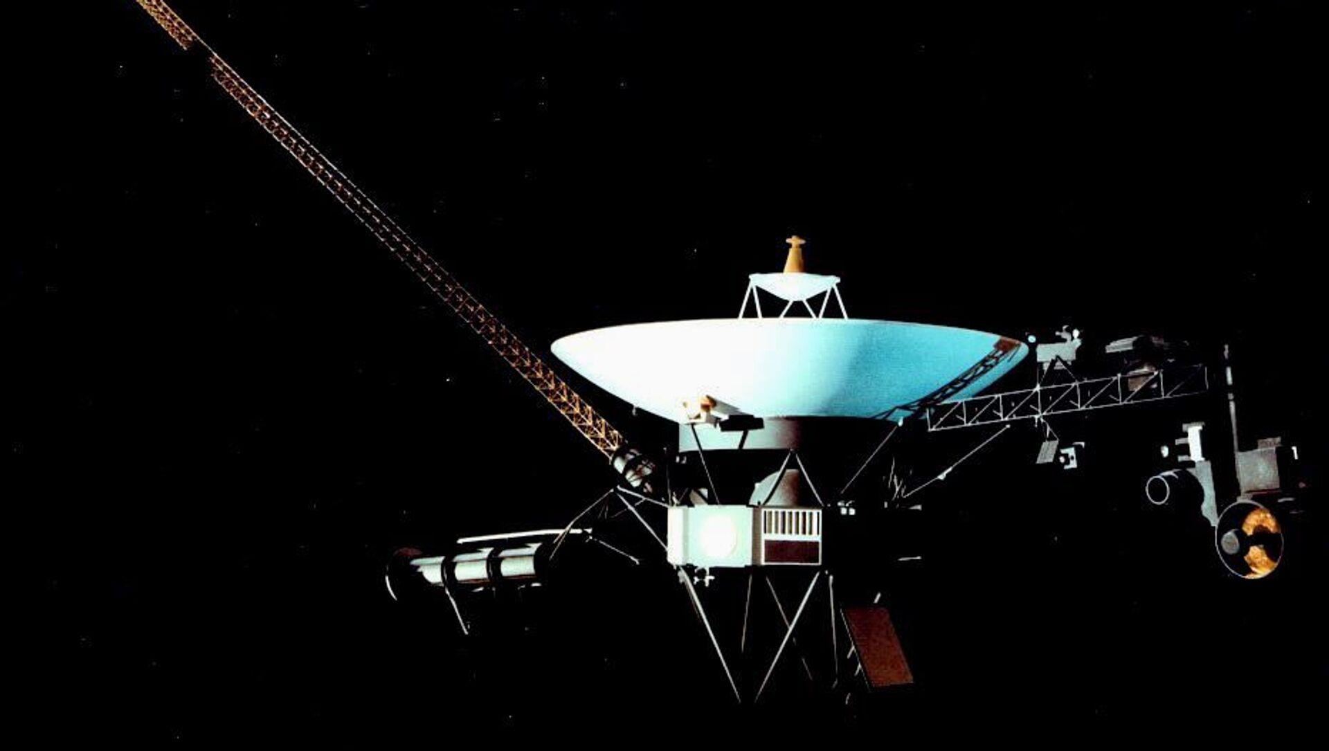 La sonda espacial Voyager 2 - Sputnik Mundo, 1920, 19.10.2020