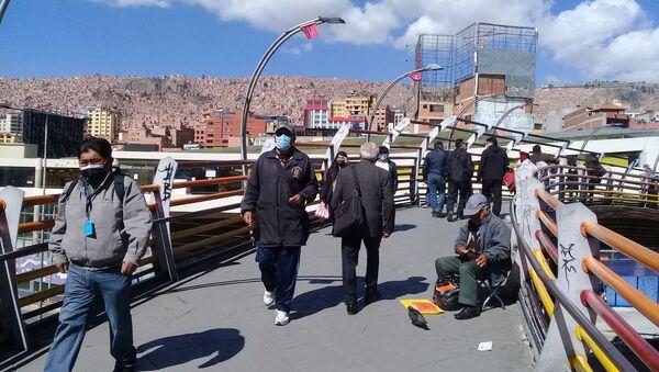 La Paz, después de las elecciones  - Sputnik Mundo