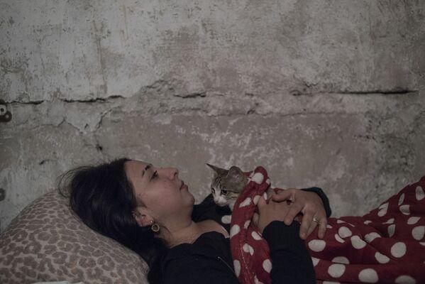 Así siguen sufriendo en Nagorno Karabaj después del alto el fuego   - Sputnik Mundo