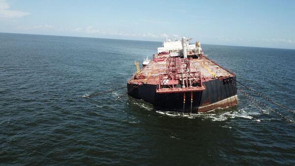 El petrolero Nabarima - Sputnik Mundo