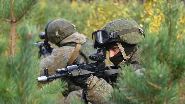'Counter strike' al estilo ruso: el entrenamiento de las fuerzas especiales   - Sputnik Mundo
