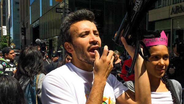 Rodrigo Camarena Escudero - Sputnik Mundo