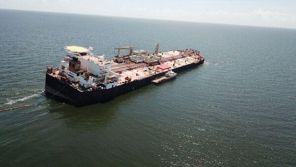 Petrolera venezolano Nabarima - Sputnik Mundo