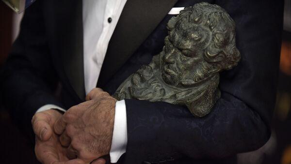 Un premio Goya - Sputnik Mundo
