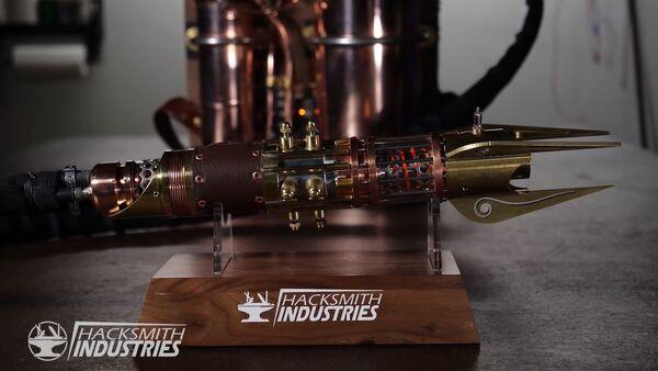 El primer sable de luz verdadero de 'Star Wars'  - Sputnik Mundo