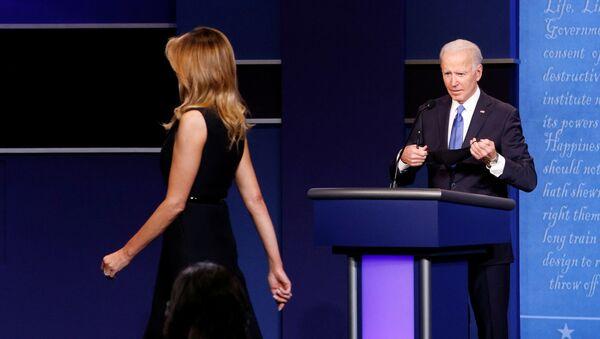 Joe Biden, candidato presidencial demócrata - Sputnik Mundo
