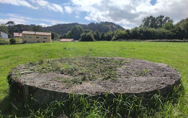 Un fortín de la Guerra Civil española en Cardoso (Asturias) - Sputnik Mundo
