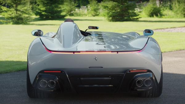 Ferrari Monza SP1 - Sputnik Mundo
