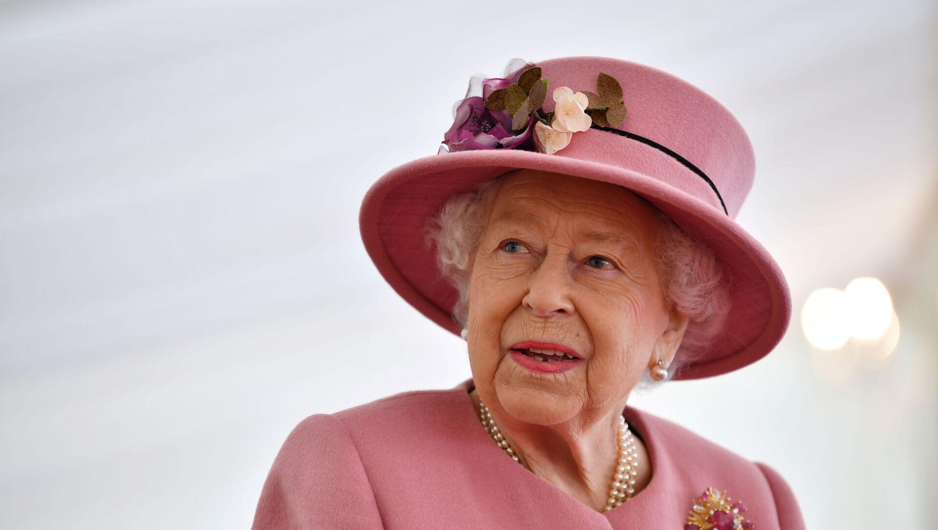 Isabel II, reina británica - Sputnik Mundo, 1920, 24.10.2020