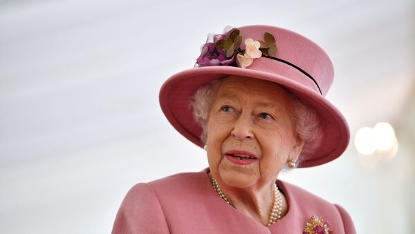 Isabel II, reina británica - Sputnik Mundo