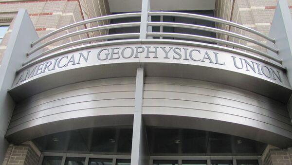 El edificio de la Unión Geofísica Estadounidense - Sputnik Mundo