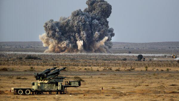 Ensayos de misiles en la India  - Sputnik Mundo