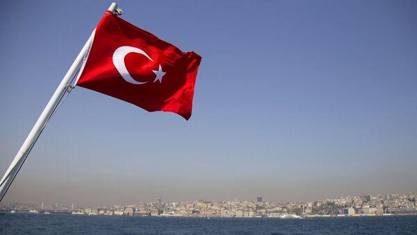 Bandera turca - Sputnik Mundo