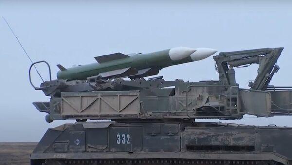 Las maniobras del Ejército ruso - Sputnik Mundo