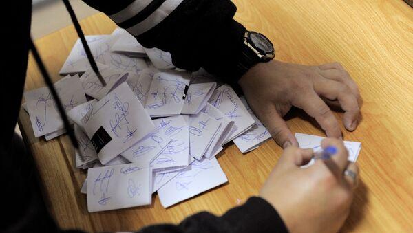 El referéndum para una nueva Constitución de Chile en 2020 - Sputnik Mundo