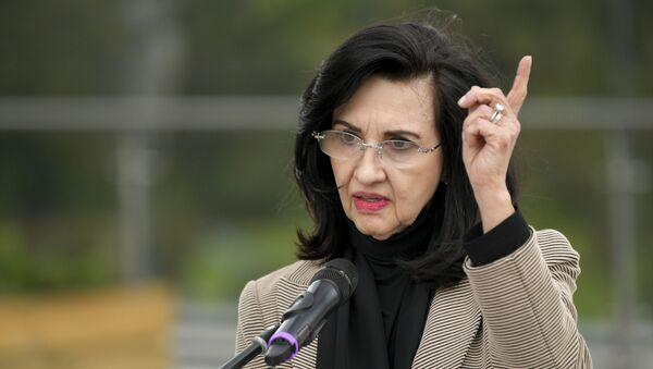 Claudia Blum, ministra de Relaciones Exteriores de Colombia - Sputnik Mundo