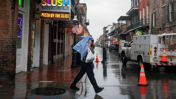 Situación en Nueva Orleans, Luisiana  - Sputnik Mundo