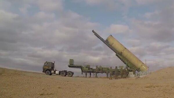 Aparece el vídeo de un novedoso sistema antimisil ruso en acción - Sputnik Mundo