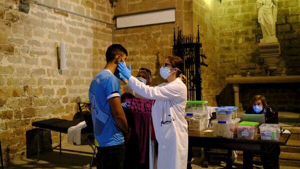 Coronavirus en Cataluña, España - Sputnik Mundo