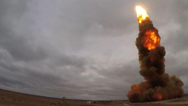 Rusia prueba un nuevo sistema antimisiles - Sputnik Mundo